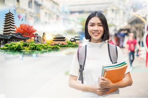Hội thảo Định hướng du học Hàn Quốc do Visionedu tổ chức.
