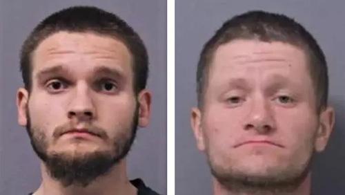 Hai anh em Justin Gause (trái) và Jarrett Gause. Ảnh: USA Today.