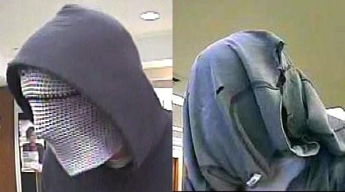 Hai chiếc mặt nạ tự chế của Anthony. Ảnh: FBI.