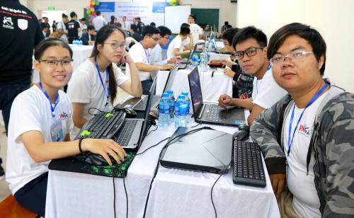 SIU đăng cai tổ chức Sinh viên với An toàn thông tin ASEAN 2019