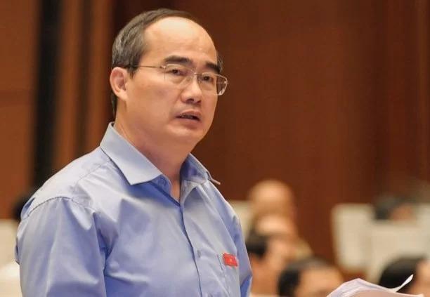 Ông Nguyễn Thiện Nhân. Ảnh: Trung tâm báo chí Quốc hội
