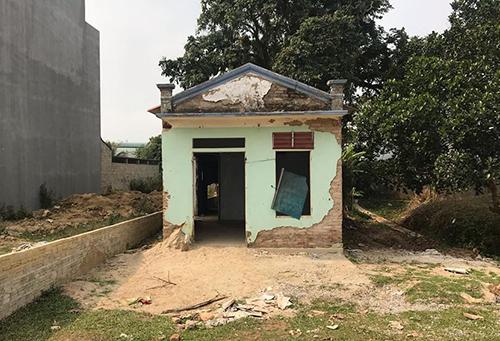 Vuong Van Hung's home lured victims to send chickens. Photo: Pham Du.