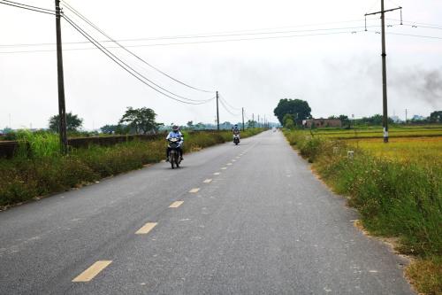 Xã Xuân Giang, huyện Sóc Sơn, Hà Nội.