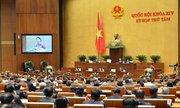 Quốc hội bàn về hình thức kỷ luật 'xoá tư cách chức vụ'