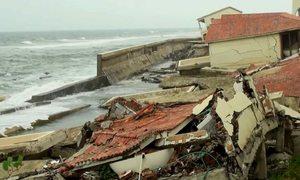 Hơn 40 tỷ đồng chống sạt lở bờ biển Hội An