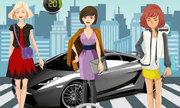 Cô gái nào là chủ nhân chiếc siêu xe?