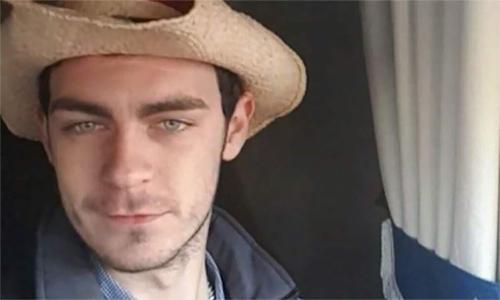 Tài xế Bắc Ireland Mo Robinson, 25 tuổi, người điều khiển container chứa 39 thi thể được phát hiện ngày 23/10. Ảnh: Huffington Post.