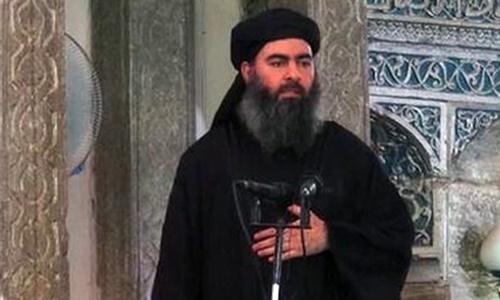 Thủ lĩnh tối cao IS Abu Bakr al-Baghdadi. Ảnh: Independent.