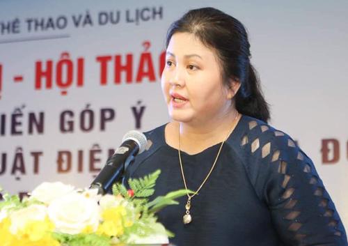 Bà Nguyễn Thị Thu Hà. Ảnh: PV