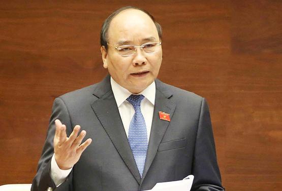 Thủ tướng Nguyễn Xuân Phúc sẽ trả lời chất vấn của đại biểu Quốc hội tại kỳ họp cuối năm. Ảnh: Ngọc Thắng