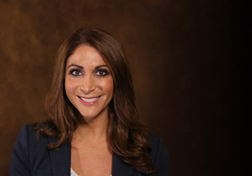 Christina Marinakis có 18 năm kinh nghiệm nghiên cứu bồi thẩm đoàn. Ảnh: Litigation Insight.