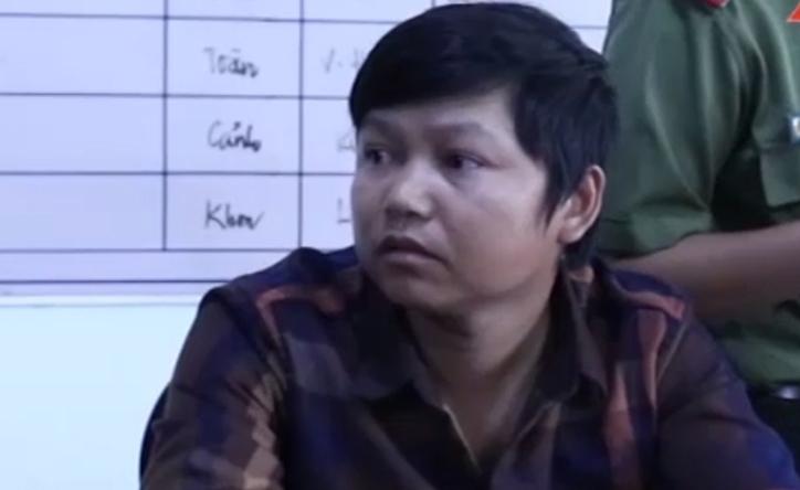[Nguyễn Khắc Trọng, chồng của Hồng. Ảnh: ANTV