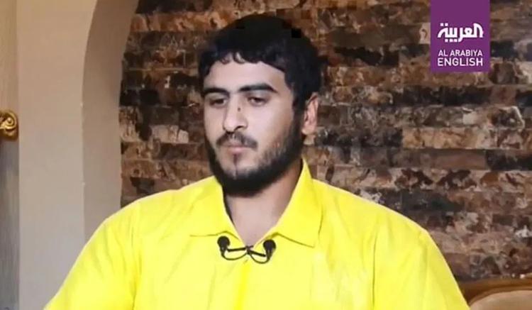Mohammed Ali Sajet, họ hàng bên vợ của thủ lĩnh tối cao IS. Ảnh: Al-Arabiya.