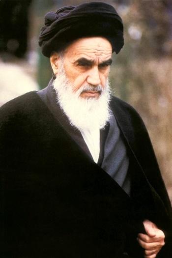 Rabbi Ayatollah Khomeini. Photo: Wikiquote.