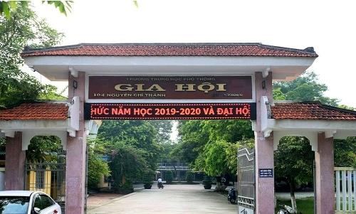 Lần đầu tiên tỉnh Thừa Thiên Huế thi tuyển chức danh hiệu trưởng. Ảnh: Triều Sơn