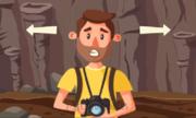 Thợ chụp ảnh nên chọn lối ra nào để an toàn?