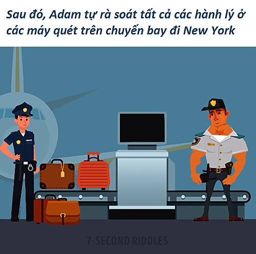 Nhân viên an ninh sân bay tìm ra vali của tên khủng bố như thế nào? - 3