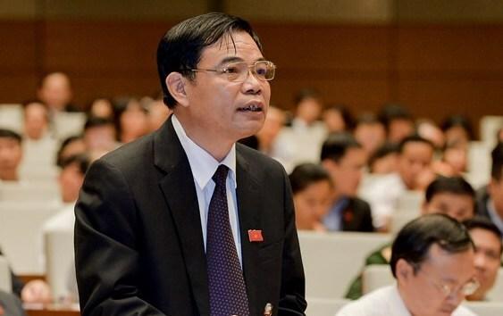 Bộ trưởng Nông nghiệp & Phát triển Nông thôn Nguyễn Xuân Cường. Ảnh: Ngọc Thắng