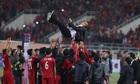 8 bước tiến vượt bậc của đội tuyển Việt Nam thời Park Hang-seo