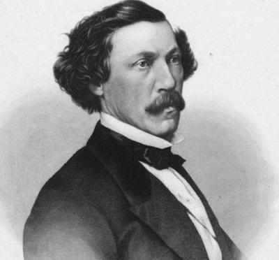 Benjamin Wood vào năm 1870. Ảnh: news.com.au.