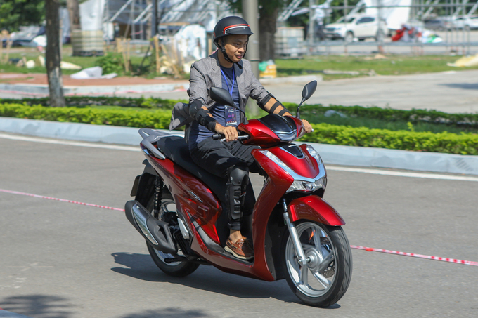 Thiết kế gây tranh cãi của Honda SH thế hệ mới