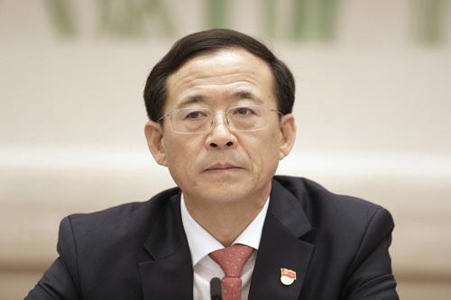 Cựu chủ tịch Ủy ban Chứng khoán Trung Quốc (CSRC) Liu Shiyu. Ảnh: Bloomberg.