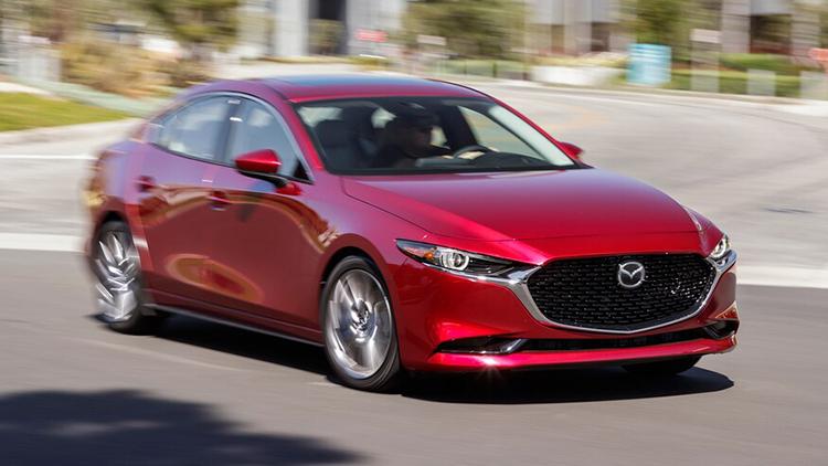 Mazda3 2019. Ảnh: Motortrend