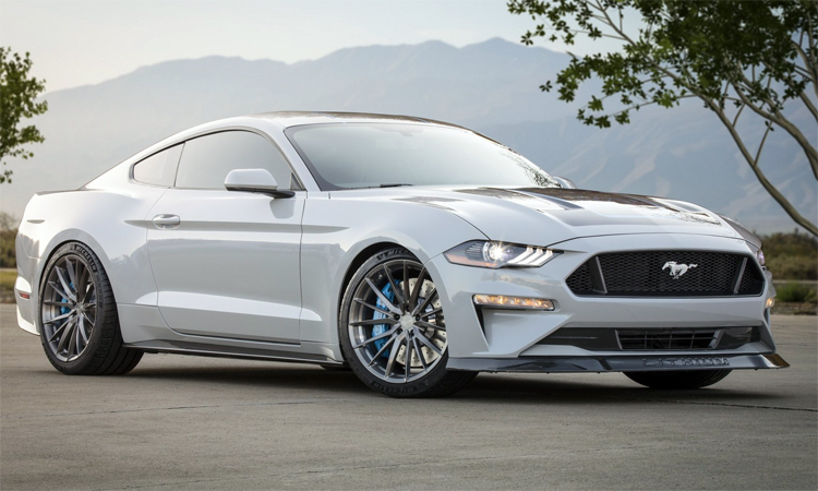 Mustang Lithium hiện chỉ có một chiếc ở dạng nguyên mẫu. Ảnh: Ford