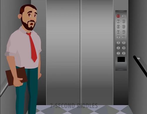 Giám đốc làm sao để thoát ra khỏi thang máy an toàn? - 2