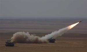 Ai Cập phóng tên lửa Nga hạ UAV phương Tây