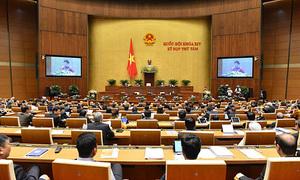 Quốc hội chất vấn các thành viên Chính phủ