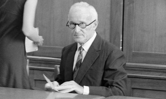 Gottliev khi còn làm việc của CIA. Ảnh: AP.