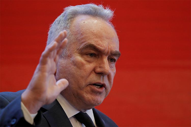 Cựu trợ lý ngoại trưởng Mỹ Kurt Campbell. Ảnh: Reuters.