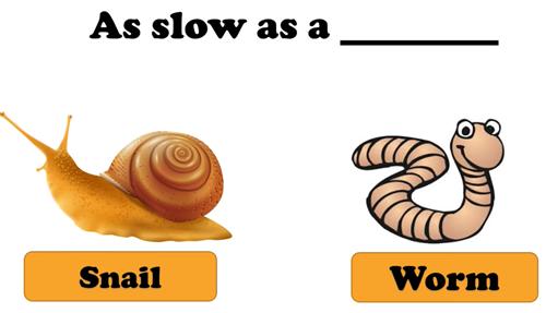 Phân biệt thành ngữ dạng so sánh trong tiếng Anh - 8
