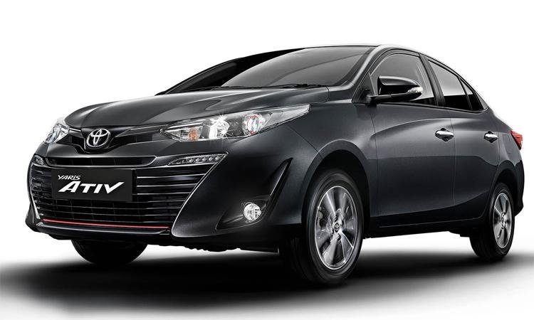 Toyota Vios nâng cấp động cơ, ăn 4,3 lít/100 km
