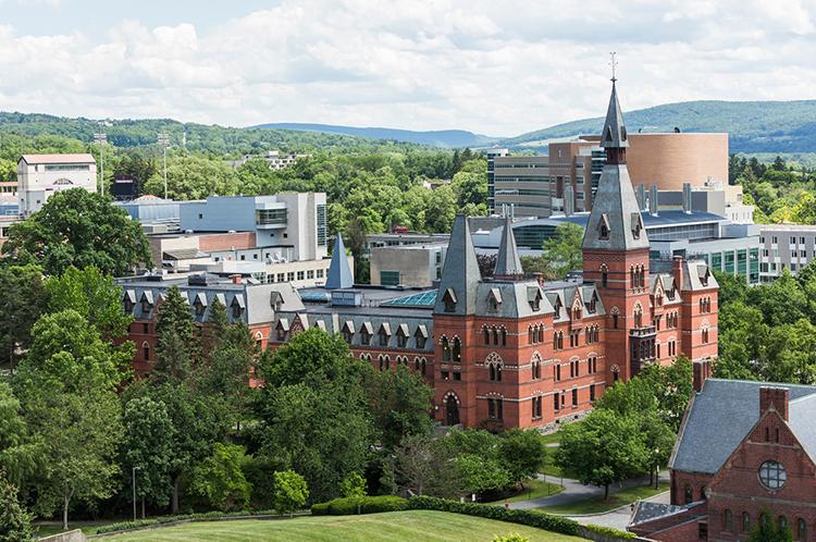 ĐH Cornell – một trong những trường Ivy League và là cái nôi đào tạo ra cá.c nhân tài cho nước Mỹ và thế giới