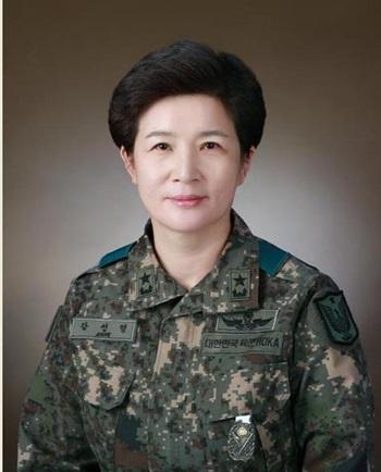 Thiếu tướng Kang Sun-young. Ảnh: Bộ Quốc phòng Hàn Quốc.