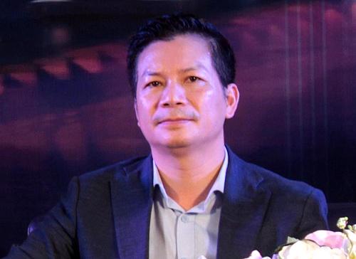 Ông Phạm Thanh Hưng tại tọa đàm ngày 9/11. Ảnh: Tú Anh