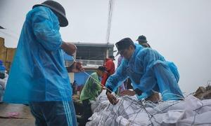 56.000 chiến sĩ quân đội ứng phó bão Nakri