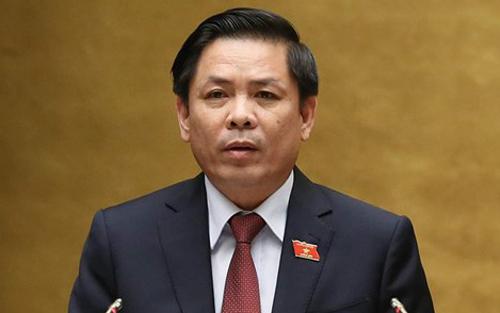 Bộ trưởng Nguyễn Văn Thể. Ảnh: Trung tâm báo chí Quốc hội