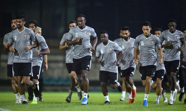 Lãnh đội UAE: 'Trận đấu với Việt Nam có ý nghĩa sống còn'