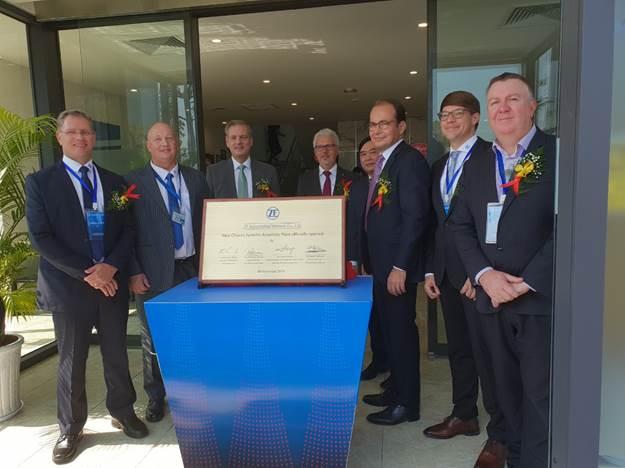 ZF khánh thành nhà máy trục xe cho VinFast tại Hải Phòng - 1