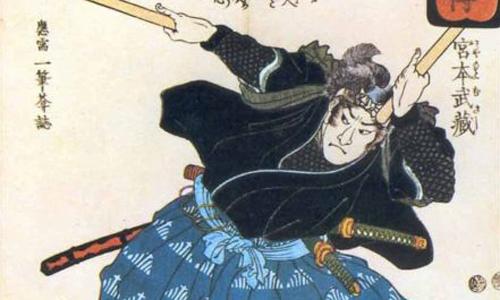 Samurai hạ gục bậc thầy kiếm thuật của Nhật