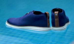 Kỹ sư hóa học sản xuất giày từ bã cà phê