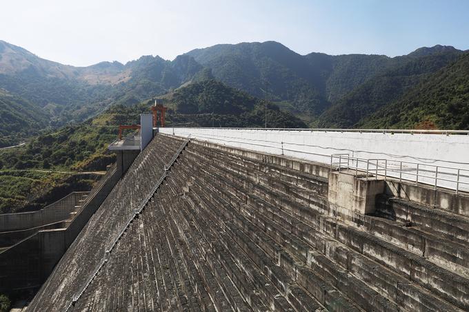 Bên trong nhà máy thủy điện lớn nhất Đông Nam Á