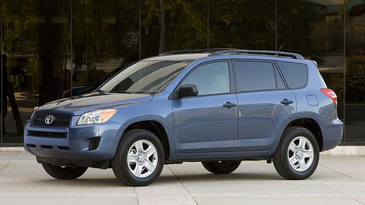 10 mẫu SUV cũ giá dưới 10.000 USD ở Mỹ - 13