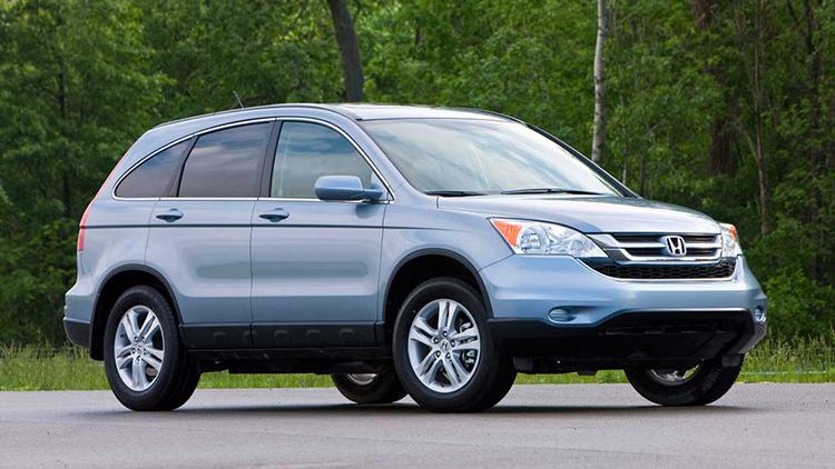 10 mẫu SUV cũ giá dưới 10.000 USD ở Mỹ - 2