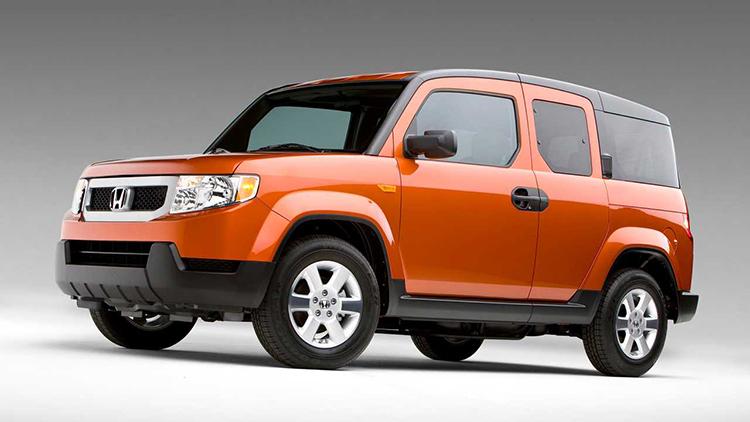 10 mẫu SUV cũ giá dưới 10.000 USD ở Mỹ - 3