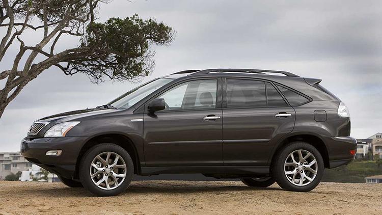 10 mẫu SUV cũ giá dưới 10.000 USD ở Mỹ - 7