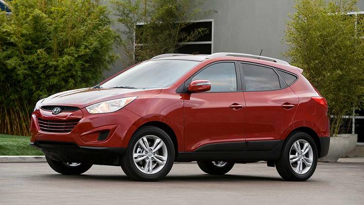 10 mẫu SUV cũ giá dưới 10.000 USD ở Mỹ - 5